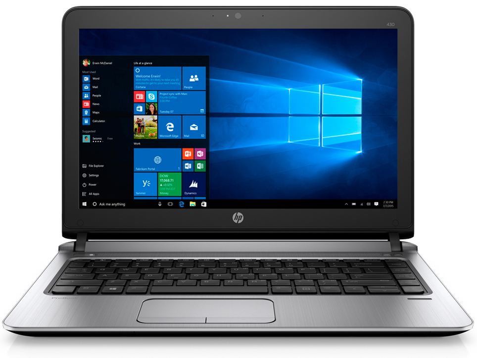 ProBook 430 G3/CT Notebook PC (DDR4) 3年保証モデル